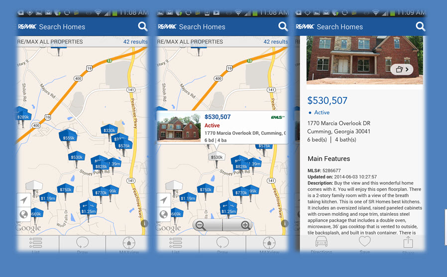 Remax App Demo