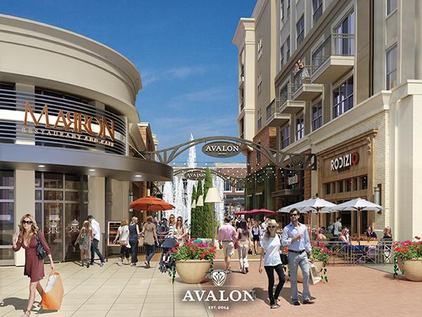 Avalon Alpharetta Ga >> Featured Neighborhood: Avalon in Alpharetta